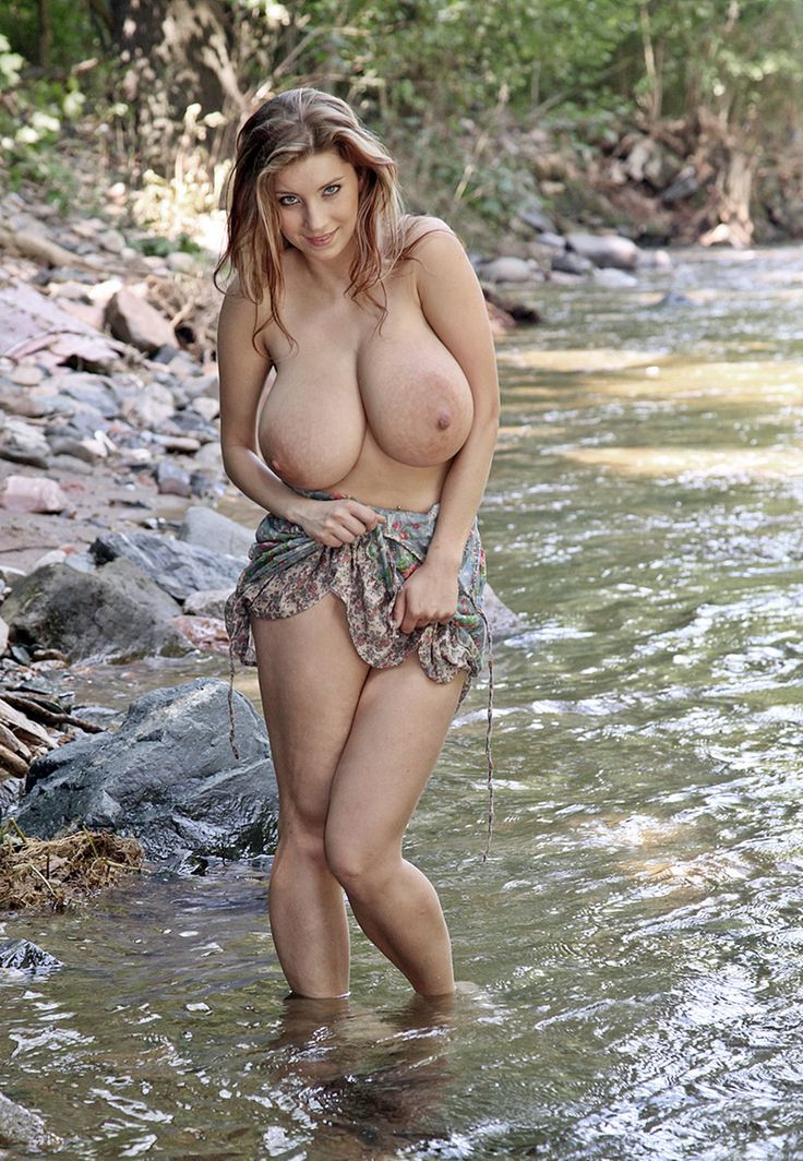 natural big breast