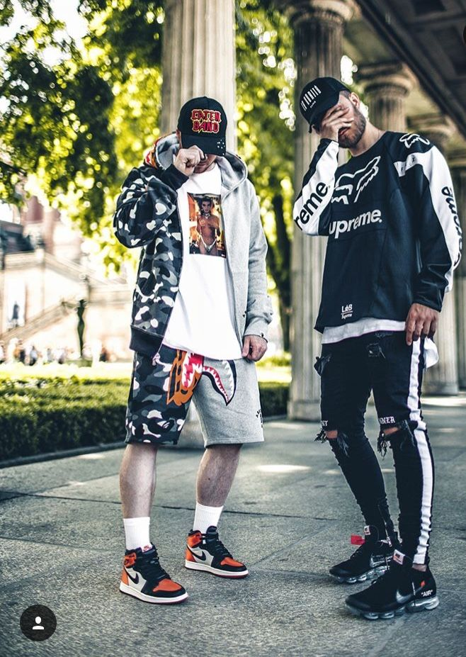 Make a hypebeast outfit in your price range by Cadengallup