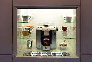 Coffee Unit #magnet #kitchen #coffee #beautybuiltin
