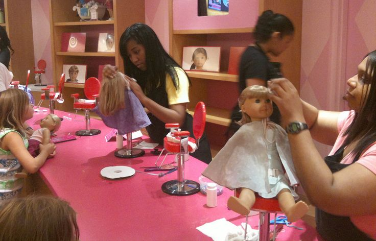 How to Make an American Girl Doll Look New Again