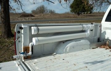 Grey Water Tank With Pvc Pipe Pinterest