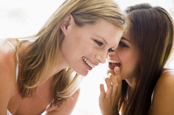 БЛОГ ПОЛЕЗНОСТЕЙ: «Послушай, крошка…» Письмо матери своей 15-летней дочери