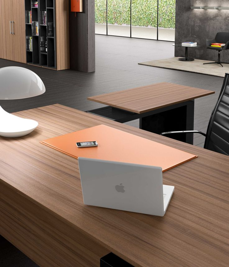 Slim Executive Office Desk By Prof Office Slim Executive