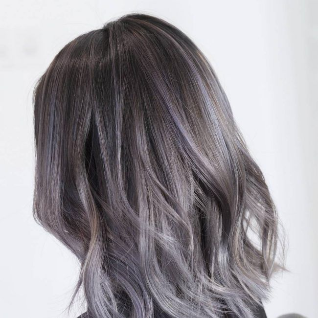 23 Grey Short Hairstyles for a New Look - crazyforus