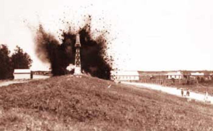 April 29, 1927 – The Mississippi River Levee is dynamited at Caernarvon