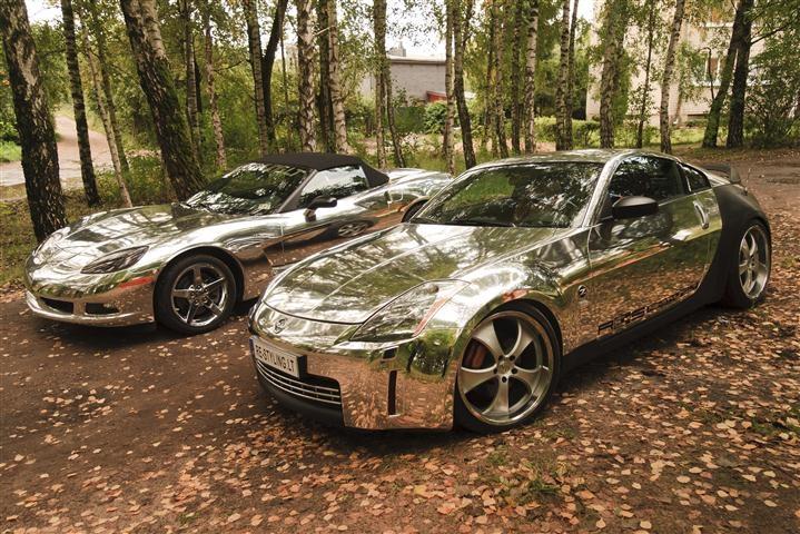 car wrap corvette - photo #10