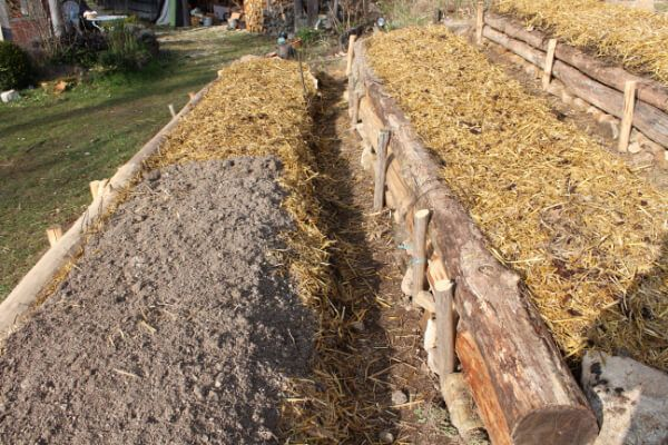 Les 93 meilleures images propos de un potager bio en - Comment demarrer un jardin en permaculture ...