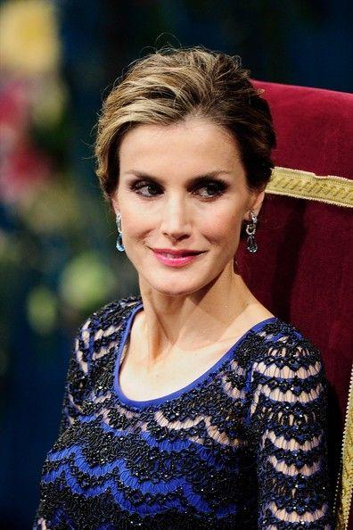 Queen Letizia of Spain Photos - Principe de Asturias Awards Gala - Zimbio