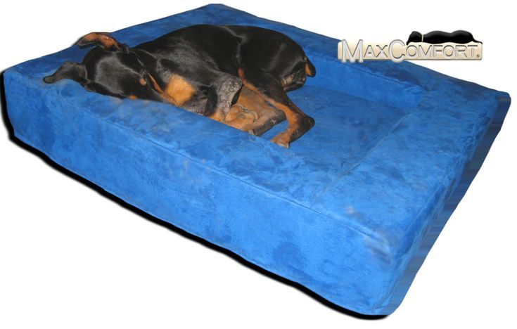 Comfort Nest Bolster Dog Beds great for great Danes