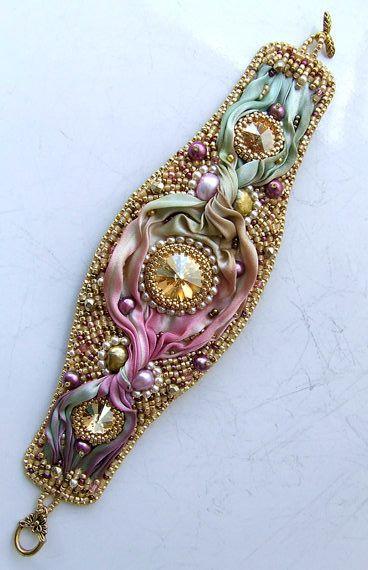 Jewellery Shibori - a novelty on the market hendmeyd - Fair Masters - handmade, handmade♡