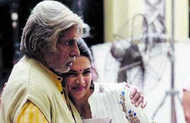 Amitabh Bachchan Gets Emotional On Piku Wrap Up
