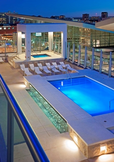 13 Best Roof Top Pools Images On Pinterest Rooftop Pool