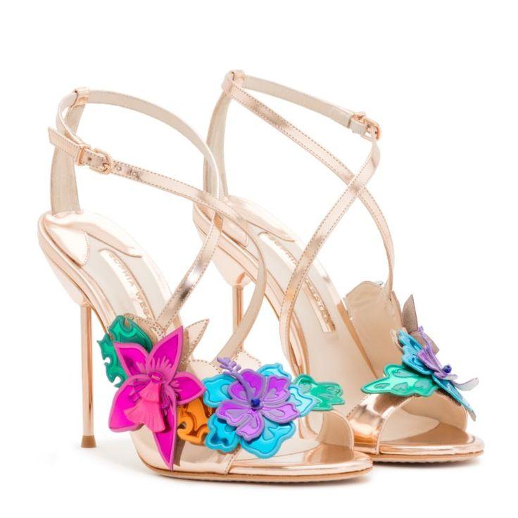 Leather Sandals HULA Spring/summer Sophia Webster HvAwp0GjS