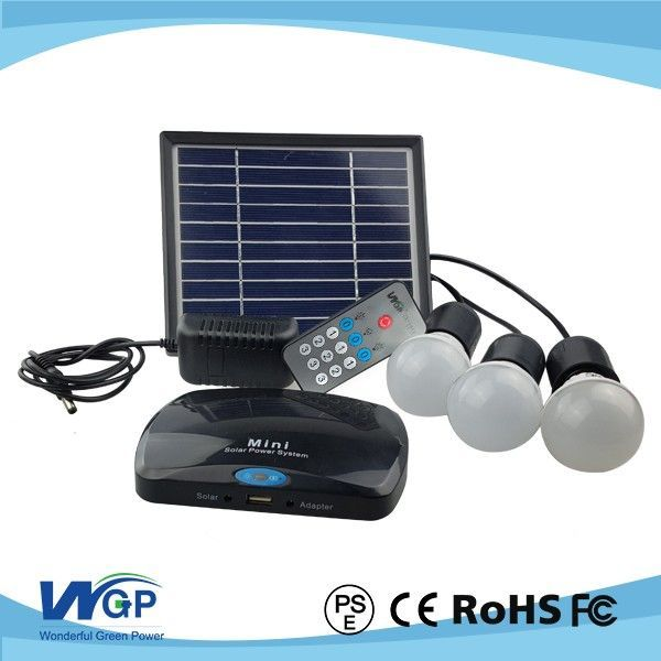 solar powered led light multifunctional outdoor solar light for rural place