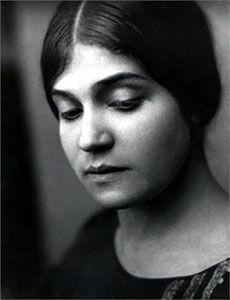 Tina Modotti, San Francisco, 1921 Photo Johann Hagemeyer