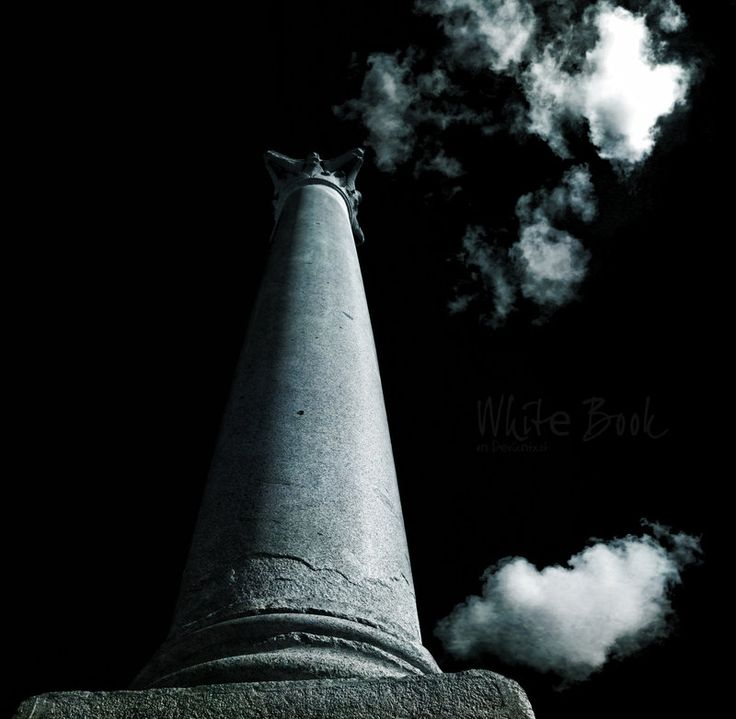 Pompey's Pillar by WhiteBook.deviantart.com on @DeviantArt