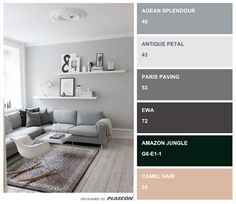 Antique Petal 43 Grey Interior Inspiration 2015 Http