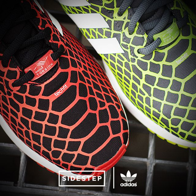 adidas Originals ZX Flux Techfit @SIDESTEP | Shoes @SIDESTEP