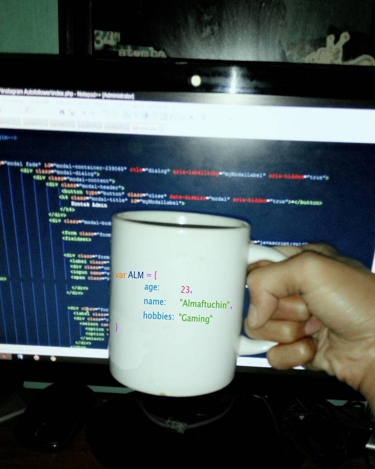 coffee time code coding script scripting java