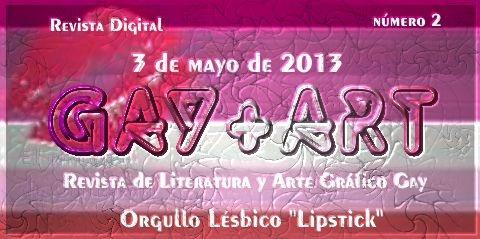 """Orgullo lesbico """"lipstick"""""""
