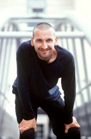 Here, have this very handsome picture of Christopher Eccleston for no reason at all. <--- Why thank you!