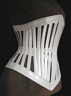 Lovesick Corsets  ~Love cage corsets