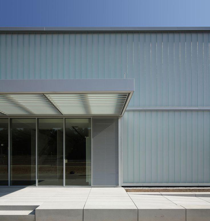 Double Sports Hall in Bielefeld | Wannenmacher-Möller Architekten GmbH | Archinect