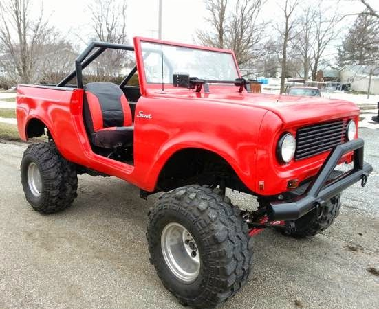 ih scout | 4WD for Sale, 1963 International Scout 80