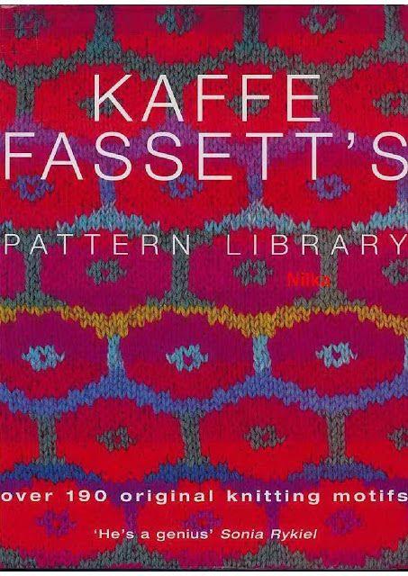 * Over 190 original knitting motifs - kaf fas - Алина Азинова - Picasa Web Albums #knittingchart
