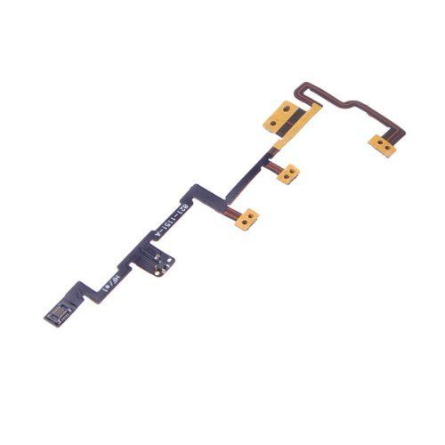 BestDealUSA Power Switch On/Off Volume Control Key Flex Cable for Apple iPad 2 by BestDealUSA. $3.52. Compatible with:                            iPad 2 16GB (WiFi)                            iPad 2 32GB (WiFi)                            iPad 2 64GB (WiFi)                            iPad 2 16GB (WiFi + 3G)                            iPad 2 32GB (WiFi + 3G)                            iPad 2 64GB (WiFi + 3G)      1 x Replacement Power On/Off Volume Control Key F...