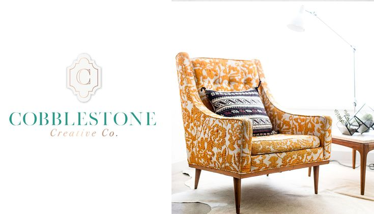 "Branding for Kate Boyd of ""Cobblestone Creative Co"" a boutique marketing agency - that focuses on Content and Launch Planning, based in Texas. [More portfolio images on the blog] Created by @FreshSageSA #branding #Logo #Moodboard #Pattern #socialtemplates #brandingdesign #businesscards #identitysystem"