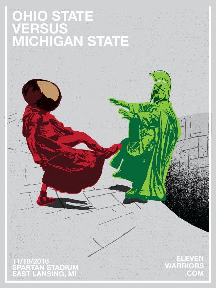 Eleven Warriors on | Ohio state versus michigan, East ...