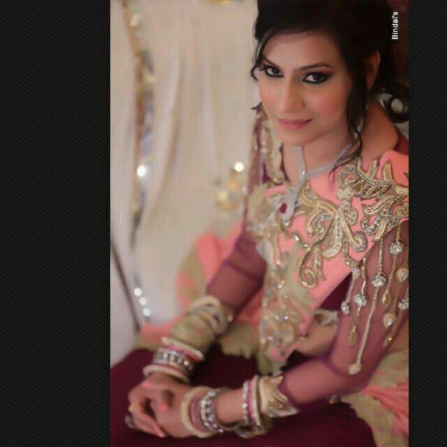 My beautiful bride richa @ sagan