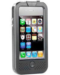 Coque rigide étanche iphone 4 (ou 5) : 16.90 €. Elle est ne laisse entrer ni les liquides ni la poussière. Le coffrage extérieur flexible permet d'amortir les chocs. Rien ne passe à travers la coque étanche. Même l'écran de votre iPhone 4 reste impeccable, protégé des rayures dues au sable ou à vos clés. Pratique : toutes les fonctionnalités restent parfaitement accessibles. L'écran tactile, les prises, les haut-parleurs et l'appareil photo sont opérationnels. *** Existe aussi pour iPhone 5.