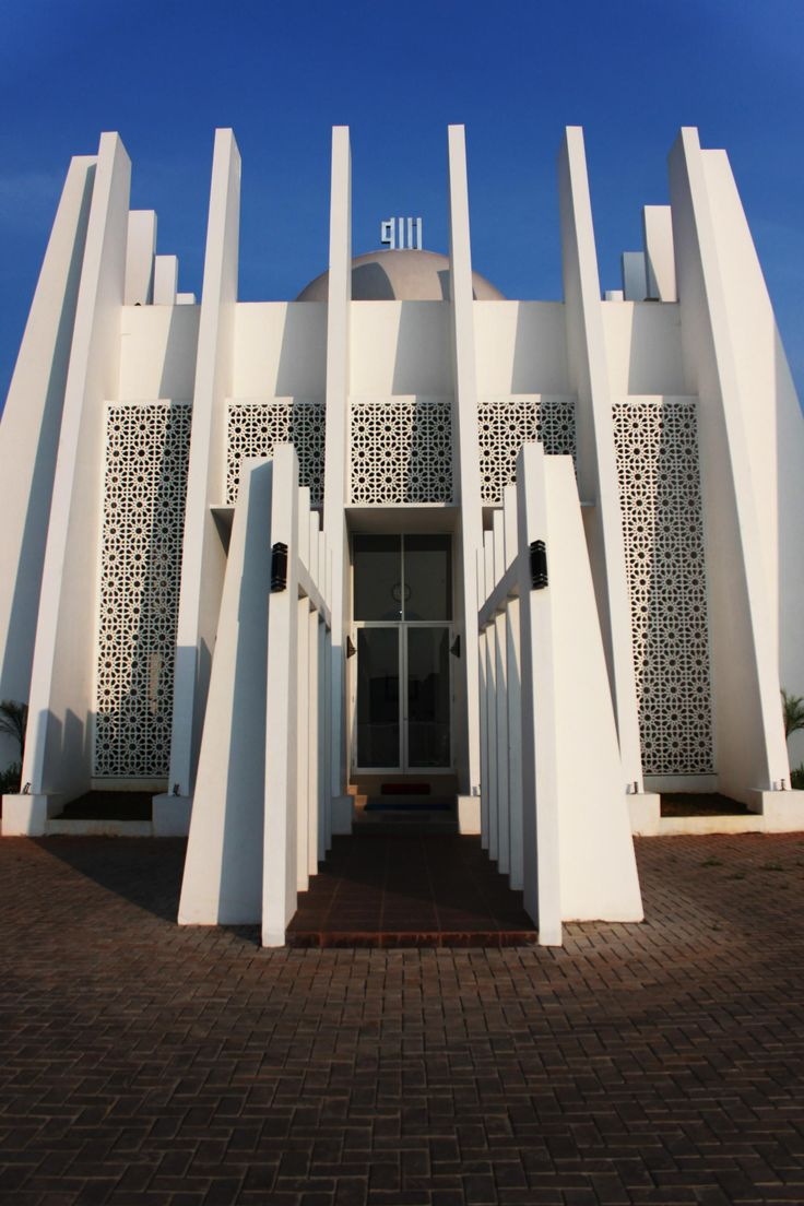 59 best mosque design images on pinterest mosque for Religious buildings in india