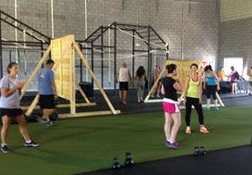 Unleashed indoor obstacle fitness & functional training center in Warwick, RI.