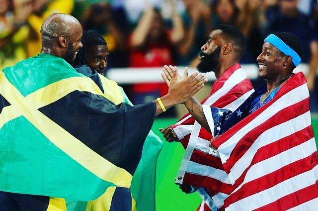 USA team has to suffer the loss  #rio #olympic #rio2016 #usa #trackandfield #missing #olympics #brazil #athletic #samba #makeithappen #countdown #roadtorio #timebrasil #brasil #football #brasilfootball #rionews #expressnews #sportsnews #instanews #instasports #tbt #like #follow #2016olympics #competition #schedule #Rumba #espanol