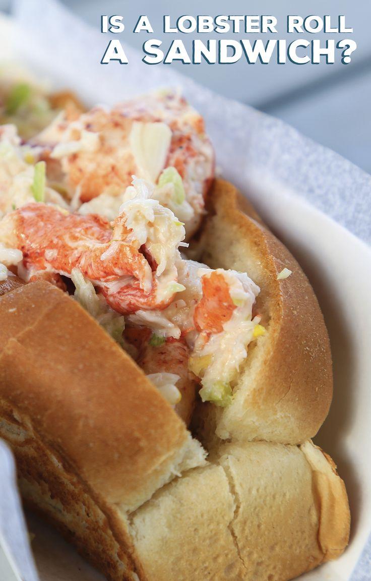 Lobster Roll Recipe Cape Cod   Lobster House