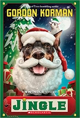 Swindle #8: Jingle! JINGLE: a light clinking or tingling sound, often heralding the approach of Santa, reindeer, or the mysterious thief of a priceless possession... Griffin Bing and his friends are NOT happy. Instead of going away for winter break, they've been signed up to volunteer at a local Christmas extravaganza... as elves.It's not easy being an elf. Not when Santa is bad news and Rudolph is being played by a Doberman who makes up his own rules wherever he goes.
