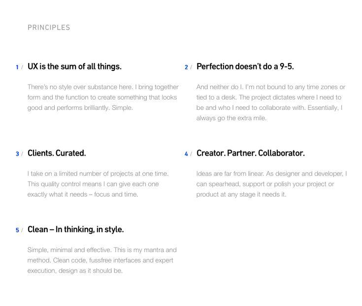 Best 25+ Ux design principles ideas on Pinterest Principles of - ux designer job description