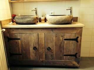 Meer dan 1000 afbeeldingen over badkamer op Pinterest - Toiletten ...