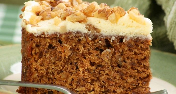 Why Wait In Line At Starbucks When You Can Make This Carrot Cake At Home?