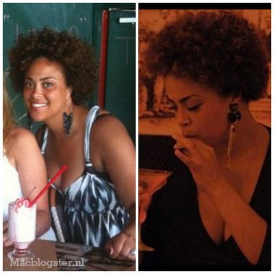 After the Big chop  #fro #naturalhair #naturalhaircare #naturalcurls #haarverzorging