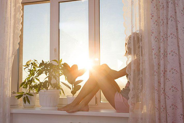 Windhager Sonnenschutzfolie mit Hitzeschutz