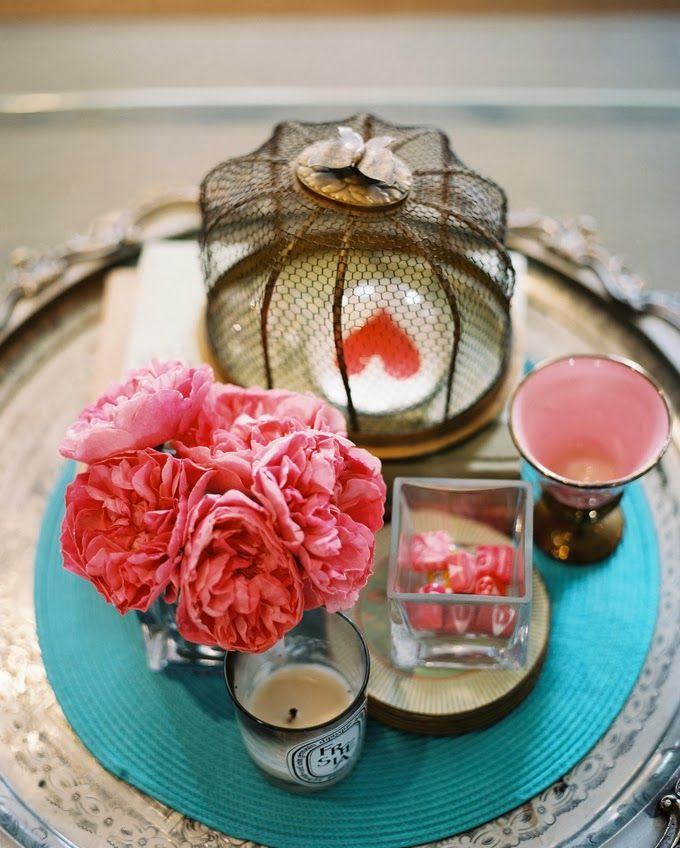 House of Turquoise: Lynn Nigro Design | pink and turquoise