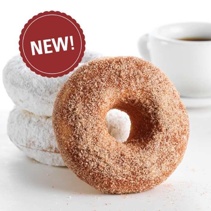 Yahoo.....I am in heaven Gluten-Free Doughnut Mix - 15 oz. from King Arthur
