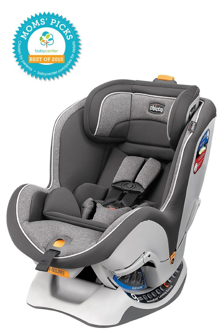 Time for a new car seat!!! A BabyCenter Moms' Pick, the Chicco NextFit Convertible Car Seat combines convenience and innovative safety features in one. This easy-to-install car seat installs securely into a wide range of vehicles, and grows with your baby from infant through preschool age.
