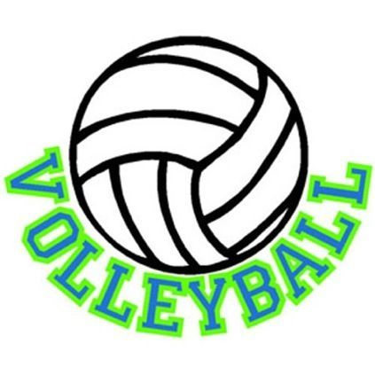 clip art border volleyball | volleyball_gifts_Volleyball_Temporary_Tattoo_detail.jpg