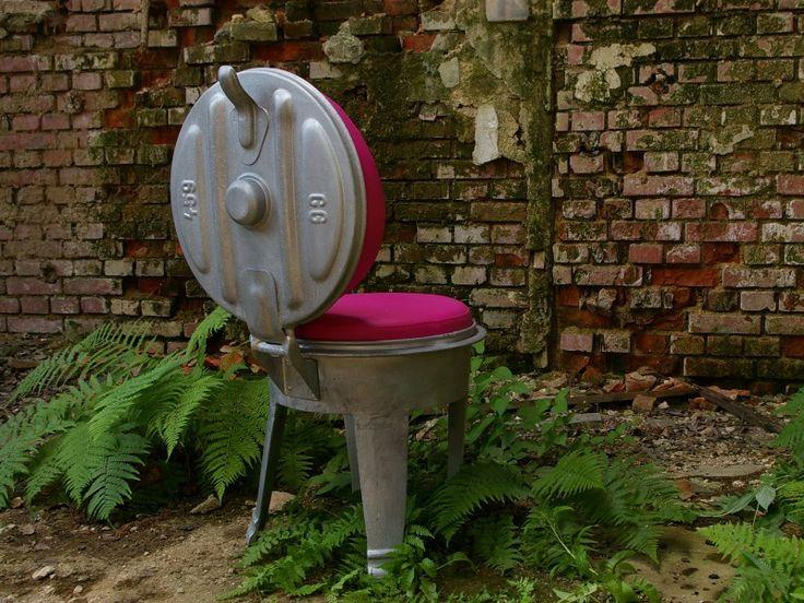Odpadková židle