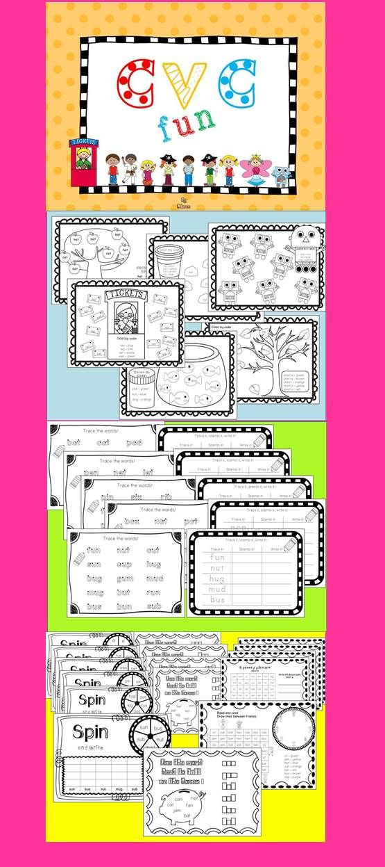 451 best Word Work and Phonics images on Pinterest School